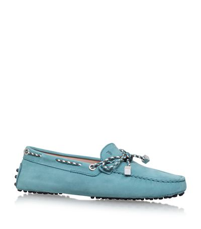 TOD'S Gommino Heaven Laced Driving Shoes at Harrods