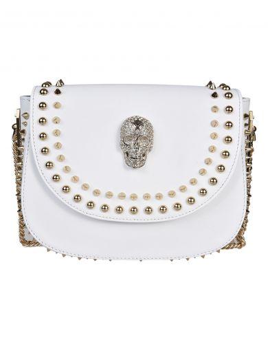 PHILIPP PLEIN Ajo Mini Shoulder Bag at Italist.com