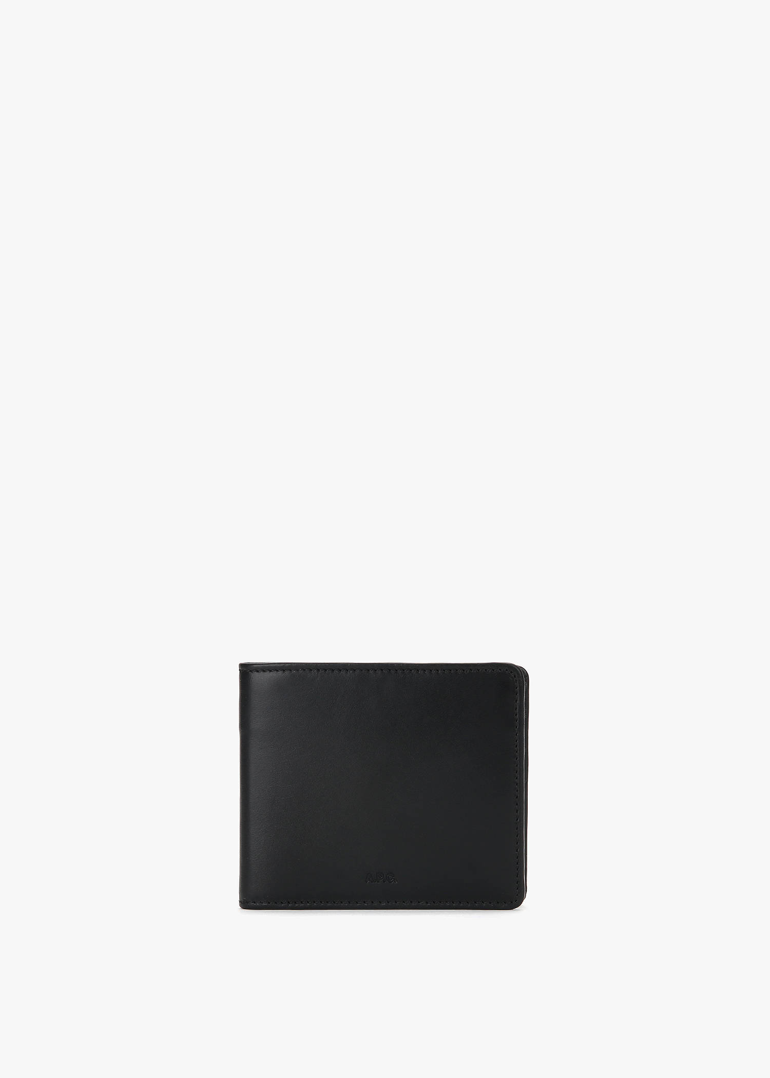 A.P.C. Aly Wallet in Black