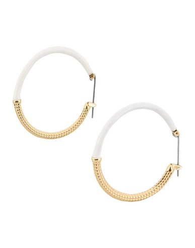 MARC BY MARC JACOBS Earrings in White