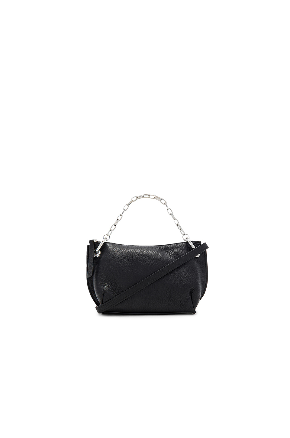 RACHEL COMEY Marna Micro Pouch in Black Floater