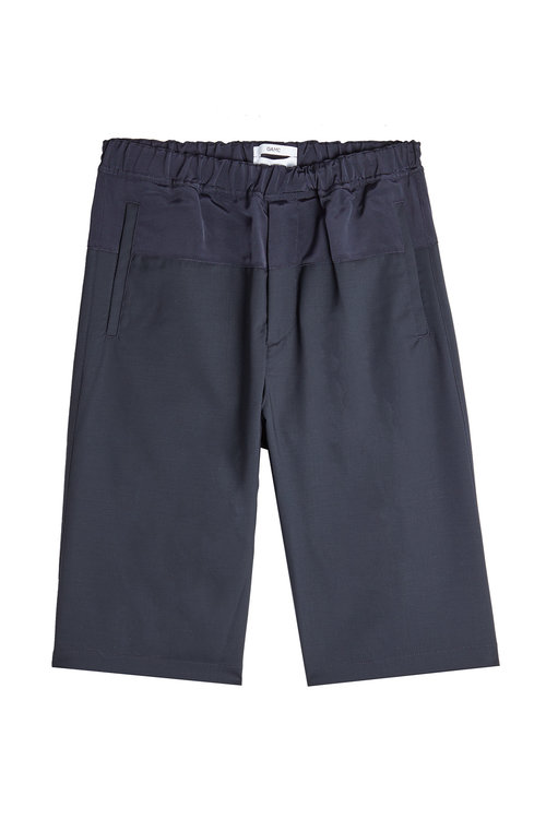 OAMC Shorts In Virgin Wool at STYLEBOP.com