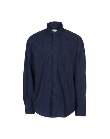CLUB MONACO Solid Color Shirt