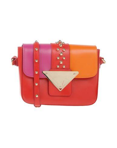 SARA BATTAGLIA Handbag in 红色