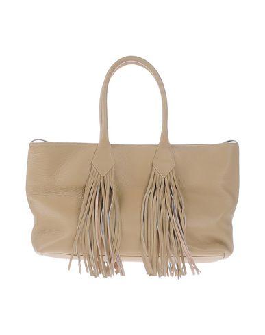 SARA BATTAGLIA Handbag in 浅粉色