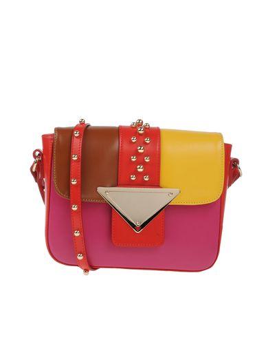SARA BATTAGLIA Handbag in Fuchsia