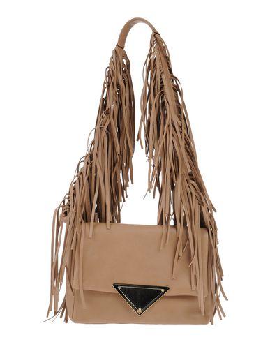 SARA BATTAGLIA Shoulder Bag in Camel