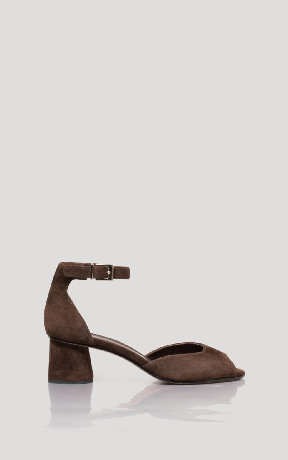 RACHEL COMEY Bodie - Chocolate Suede at SPRING