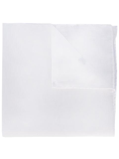 FEFÈ GLAMOUR POCHETTE Plain Pocket Square