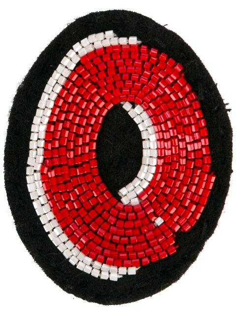 OLYMPIA LE-TAN 알파벳 패치