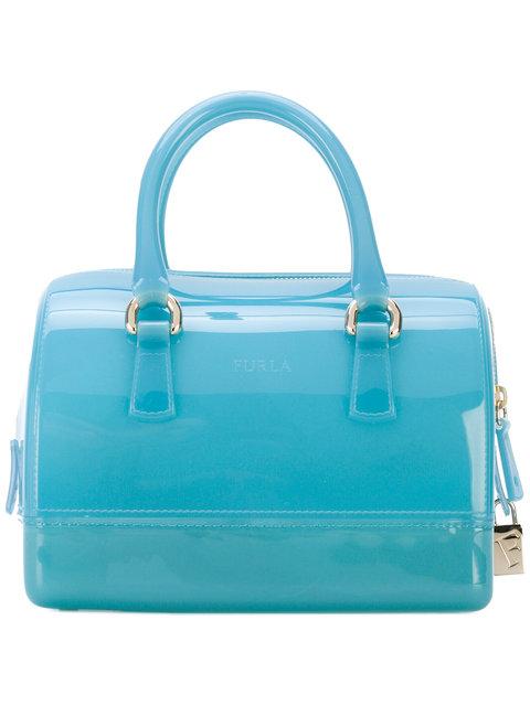 FURLA Candy Pvc Boston Bag