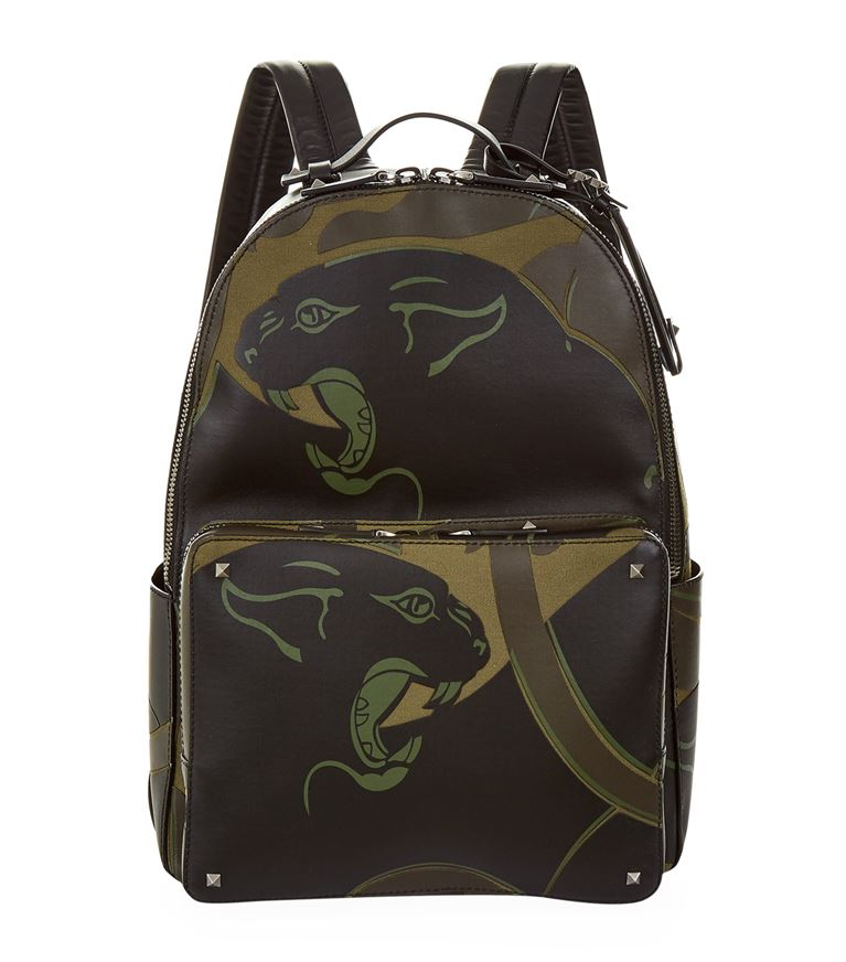 VALENTINO Panther Backpack at Harrods