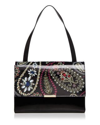 TED BAKER Karlah Treasured Trinkets Shoulder Bag