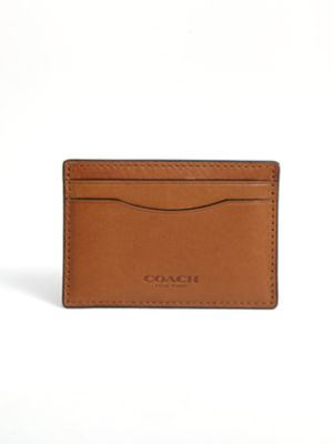COACH 1941 Leather Card Case at Saks Fifth Avenue