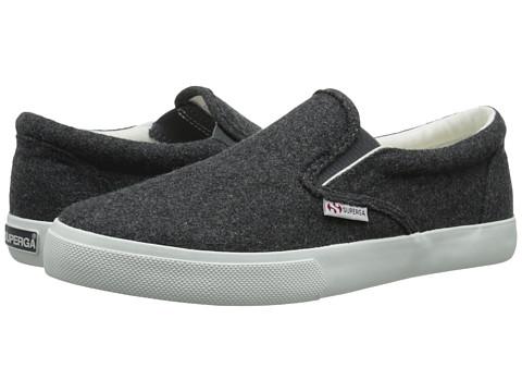 SUPERGA 2311 Wool in Dark Grey