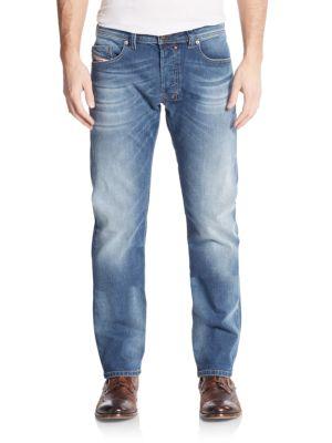 DIESEL Safado Slim-Straight Jeans in Denim