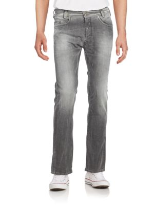 DIESEL Straight-Leg Jeans at Saks Off 5TH