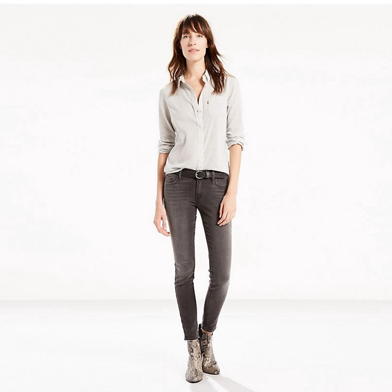 LEVI'S 710 Super Skinny Jeans - Play For Keeps