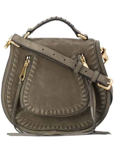 Rebecca Minkoff Small Vanity Saddle Bag Modesens