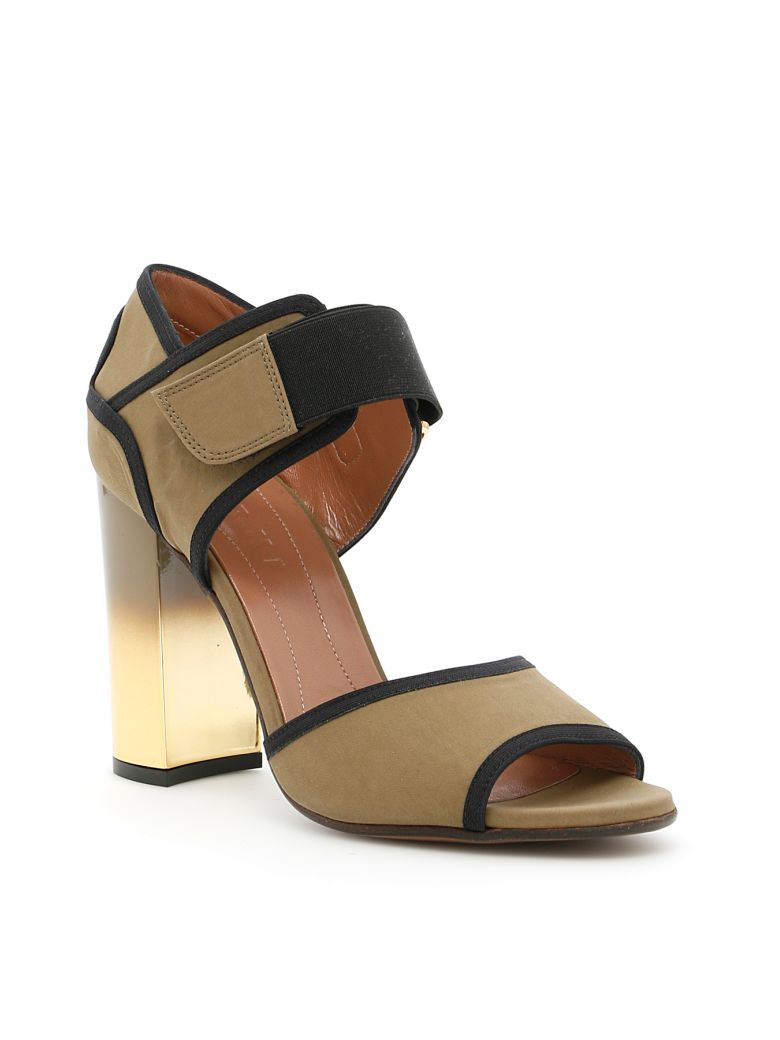 MARNI Sandals in Creta|Beige